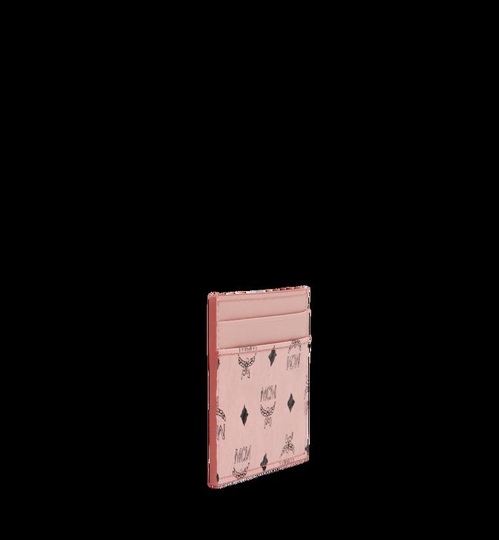 MCM Card Case in Visetos Original MXA8SVI26PZ001 AlternateView2