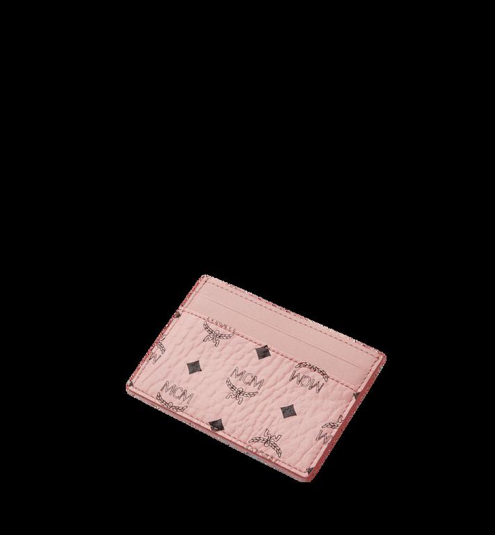 MCM Card Case in Visetos Original MXA8SVI26PZ001 AlternateView4