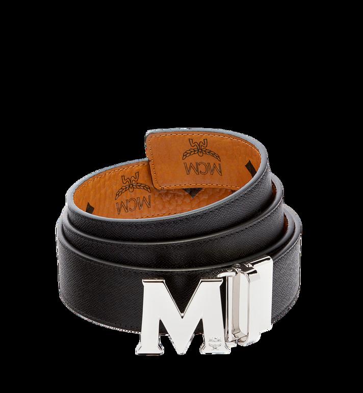 MCM 클라우스 리버서블 벨트 MXB6AVI02CO001 AlternateView2