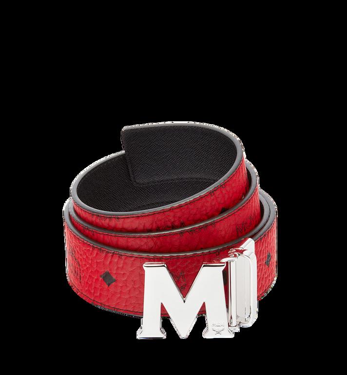 """MCM Claus M Reversible Belt 1.75"""" in Visetos MXB6AVI03RU001 AlternateView"""