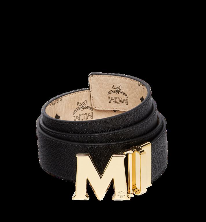 "MCM Claus M Reversible Belt 1.75"" in Visetos MXB7AVI04IG001 AlternateView2"