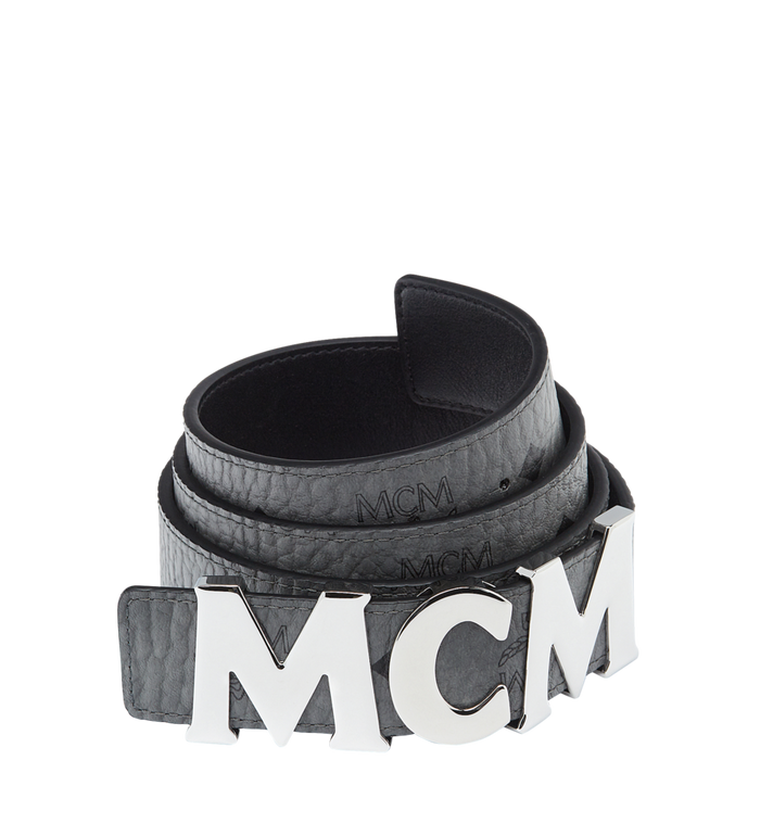 """MCM MCM Letter Belt 1.5"""" in Visetos MXB8AMM08EG120 AlternateView"""