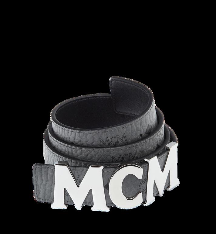 MCM MCM BUCHSTABEN-GÜRTEL 3,8CM IN VISETOS MXB8AMM08EG120 AlternateView