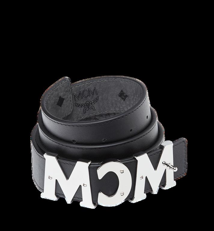 """MCM MCM Letter Belt 1.5"""" in Visetos MXB8AMM08EG120 AlternateView2"""