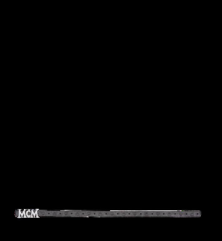 MCM MCM BUCHSTABEN-GÜRTEL 3,8CM IN VISETOS MXB8AMM08EG120 AlternateView3