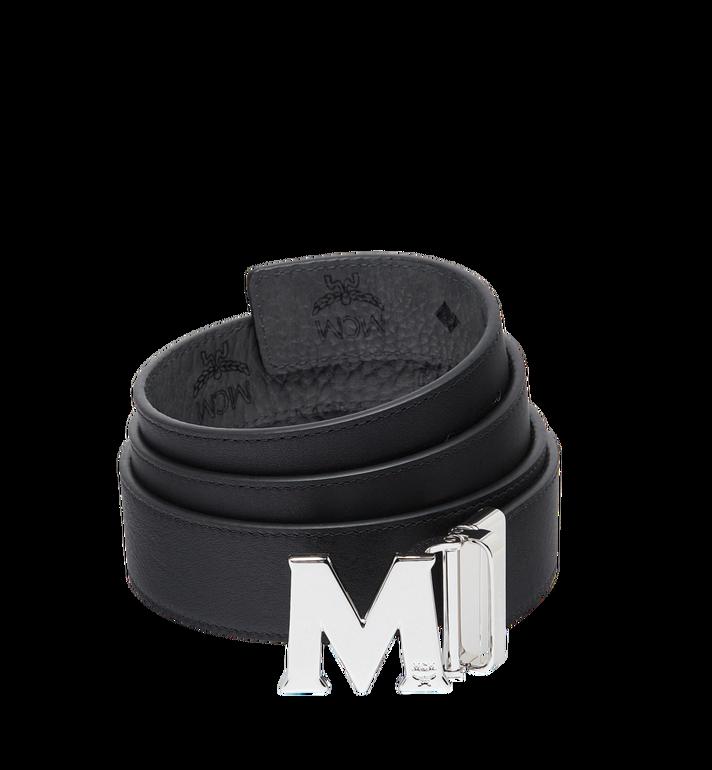 MCM CEINTURE AMOVIBLE CLAUS 3,80CM EN VISETOS MXB8AVI02EG001 AlternateView2