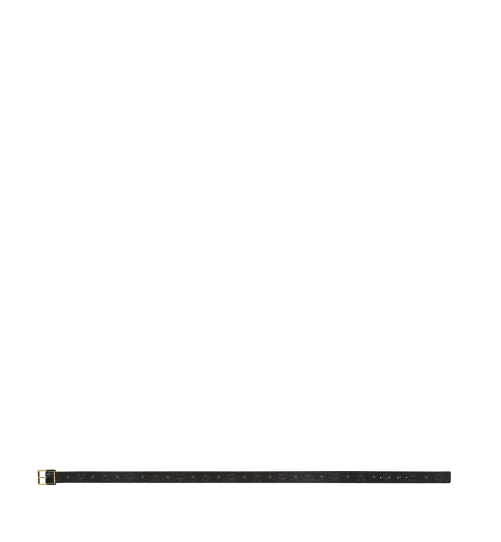 MCM 텅 리버시블 벨트 MXB8SDB06BK001 AlternateView3