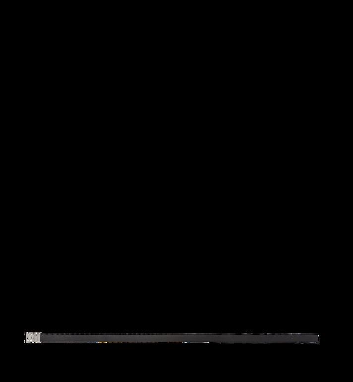 MCM 엠보스드 레더 리버서블 드레스 벨트 MXB8SMM07BK001 AlternateView3