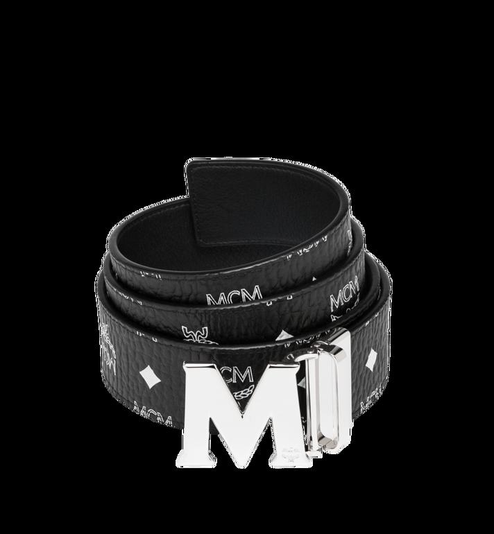 MCM Flacher M Wendegürtel 4,4 cm in Visetos AlternateView