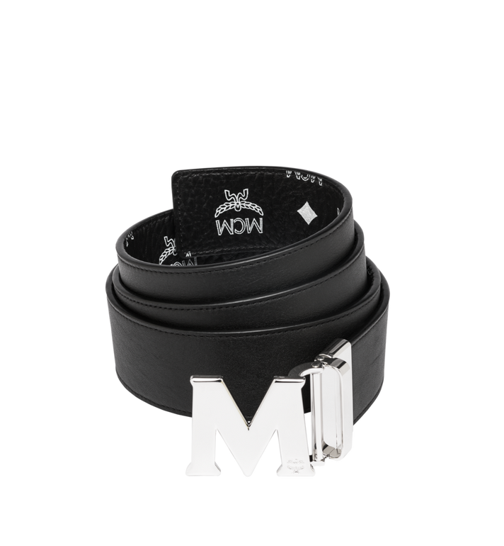 MCM Flacher M Wendegürtel 4,4 cm in Visetos AlternateView2