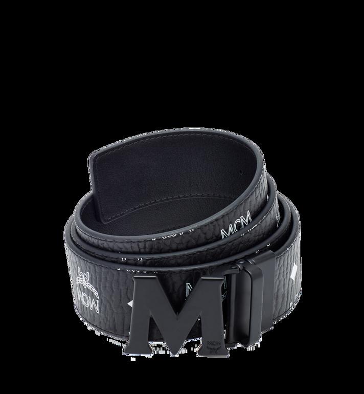 "MCM Flat M Reversible Belt 1.75"" in Visetos AlternateView"