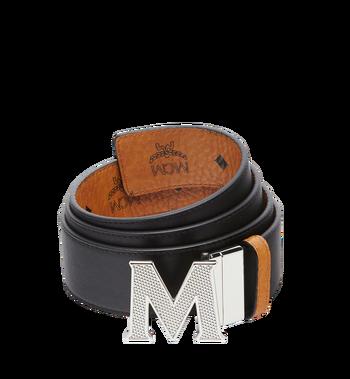 "MCM Claus M Reversible Belt 1.75"" in Visetos MXB8SVI22CO001 AlternateView2"