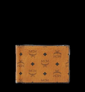 MCM Claus Money Clip in Visetos MXC8SVI67CO001 AlternateView