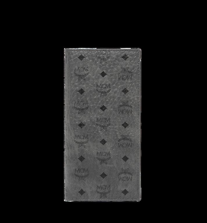 MCM Long Two Fold Wallet in Visetos Original MXL8AVI70EP001 AlternateView