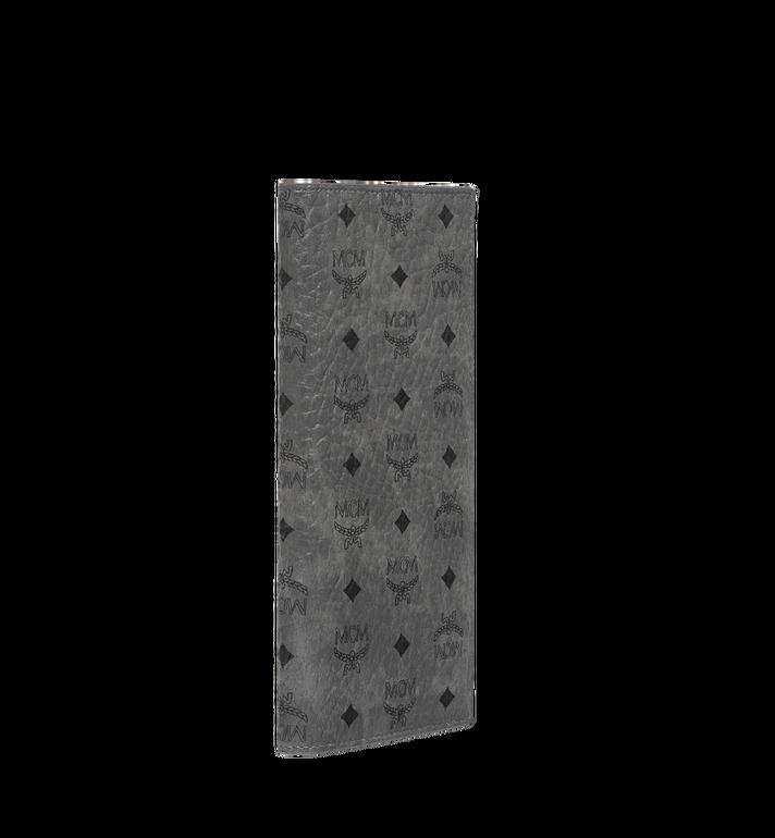 MCM Long Two Fold Wallet in Visetos Original MXL8AVI70EP001 AlternateView2