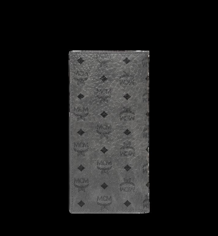 MCM Long Two Fold Wallet in Visetos Original MXL8AVI70EP001 AlternateView3