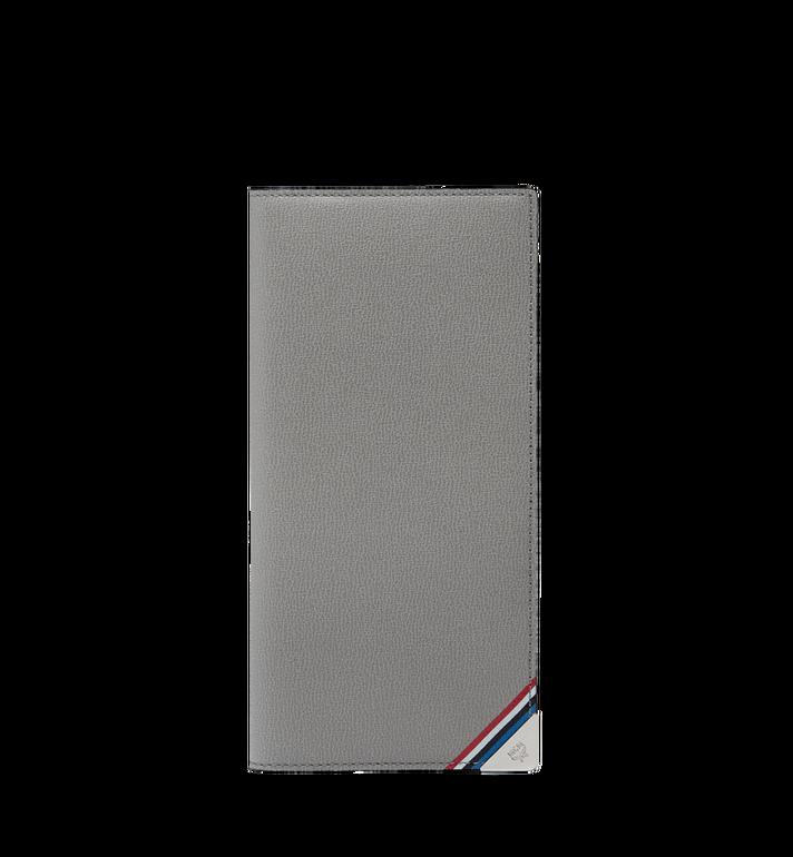 MCM Coburg Long Bifold Wallet in Stripe Print Leather MXL8SCE01EZ001 AlternateView