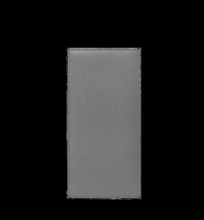 MCM Coburg Long Bifold Wallet in Stripe Print Leather MXL8SCE01EZ001 AlternateView3
