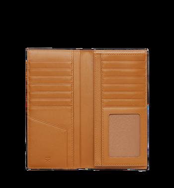 MCM Long Bifold Wallet in Visetos Original MXL8SVI70CO001 AlternateView4