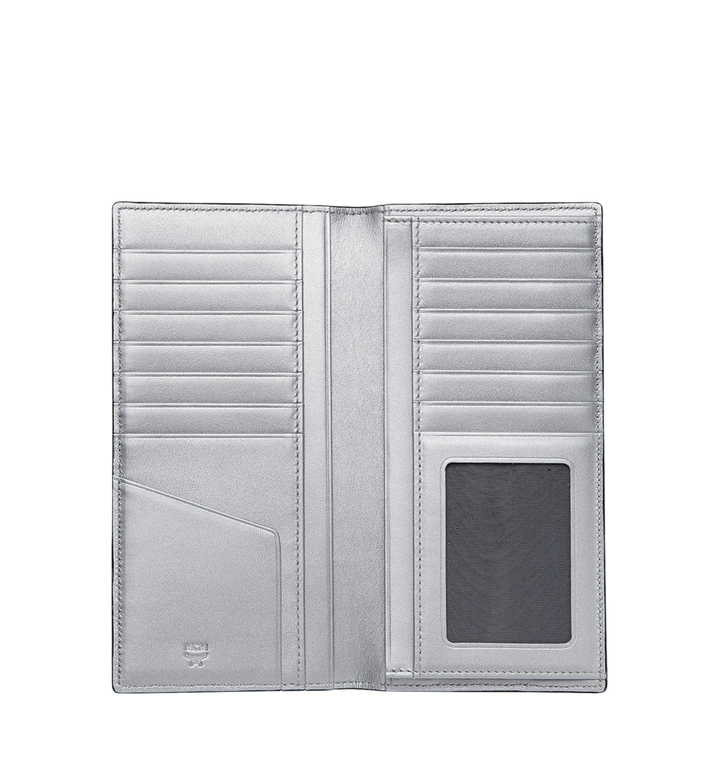MCM Lange gefaltete Brieftasche in Visetos Original MXL9SVI70SB001 AlternateView4