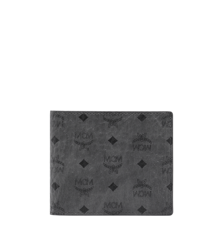 MCM Bifold Wallet in Visetos Original MXS8AVI63EP001 AlternateView
