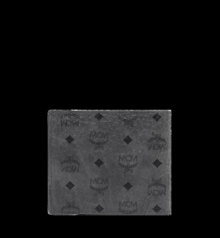 MCM Bifold Wallet in Visetos Original MXS8AVI63EP001 AlternateView3