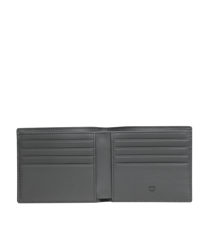 MCM Bifold Wallet in Visetos Original MXS8AVI63EP001 AlternateView4