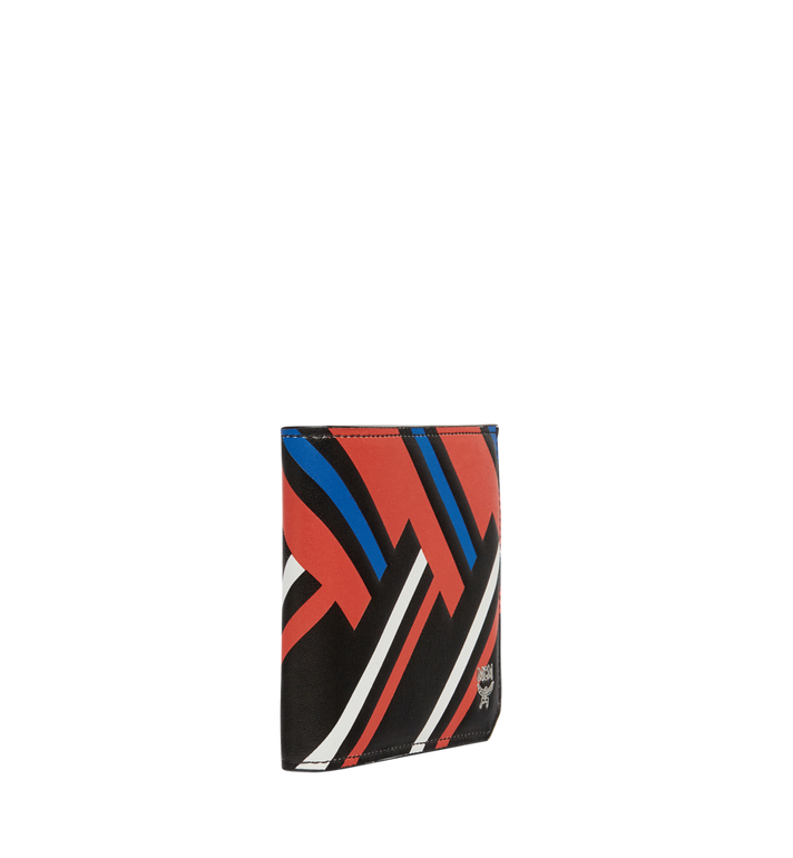 MCM Coburg Bifold Wallet in Victory Print Leather MXS8SCE83BB001 AlternateView2