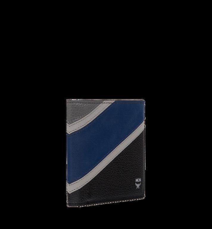 MCM Ottomar Bifold Wallet in Chevron Leather MXS8SOT30VA001 AlternateView2