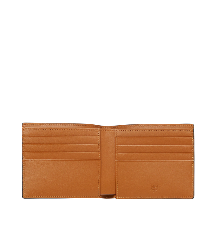 MCM Bifold Wallet in Gunta M Stripe Visetos MXS8SVE63CO001 AlternateView4