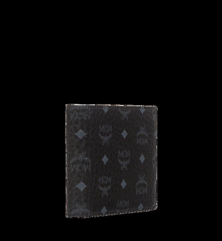 MCM Claus Bifold Wallet in Visetos MXS8SVI35BK001 AlternateView2