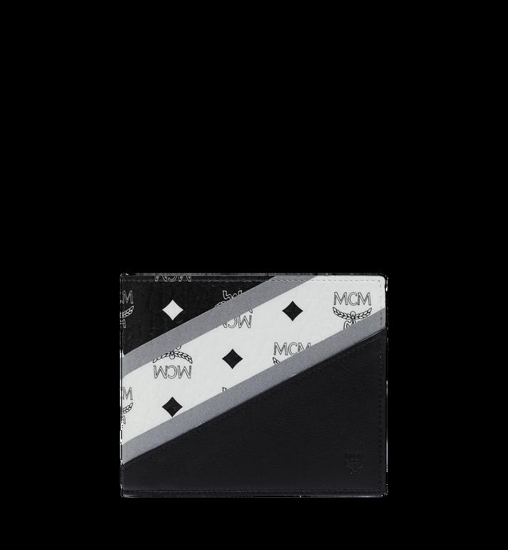 MCM Portefeuille à deux volets en M Move Visetos MXS9SCV30BK001 AlternateView