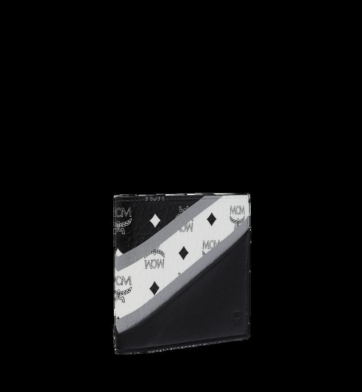 MCM Portefeuille à deux volets en M Move Visetos MXS9SCV30BK001 AlternateView2