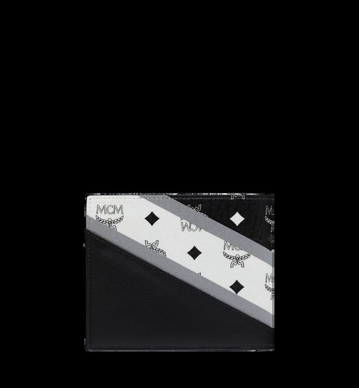 MCM Portefeuille à deux volets en M Move Visetos MXS9SCV30BK001 AlternateView3