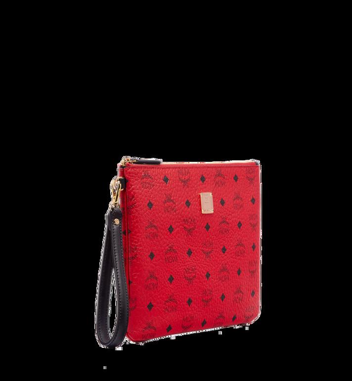 MCM Stark Tasche mit Handgelenksband in Visetos MXZ6AVE16RU001 AlternateView2