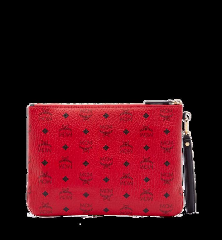 MCM Stark Tasche mit Handgelenksband in Visetos MXZ6AVE16RU001 AlternateView3