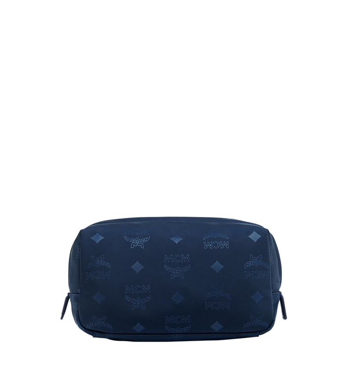 MCM Dieter Travel Pouch in Monogram Nylon MXZ7ADT41VA001 AlternateView4