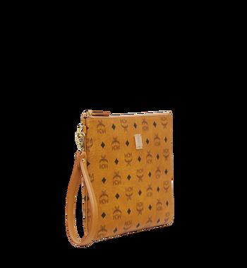 MCM Stark Tasche mit Handgelenksband in Visetos AlternateView2