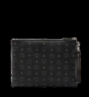 MCM Stark Tasche mit Handgelenksband in Visetos MXZ8SVI17BK001 AlternateView3