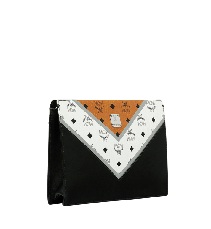 MCM Zip Pouch in M Move Visetos AlternateView2