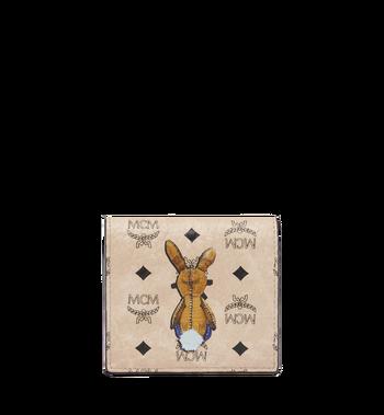 MCM 小兔子 Visetos 钱包 MYA6AXL15IG001 AlternateView3