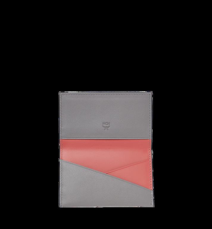 MCM Porte-cartes Star Eyed Bunny en cuir MYA7AXL34SS001 AlternateView4