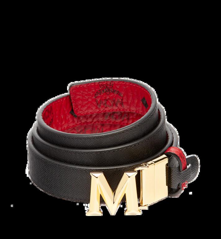 "MCM Claus 3D M Reversible Belt 1.2"" in Visetos MYB6AVC11RU001 AlternateView2"