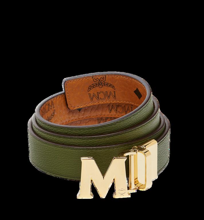 """MCM Claus M Reversible Belt 1.2"""" in Visetos MYB7AVC09GX001 AlternateView2"""