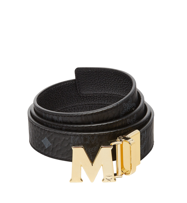 "MCM Claus M Reversible Belt 1.2"" in Visetos MYB7SVC09BK001 AlternateView"