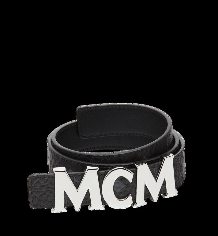 MCM MCM 비세토스 레터 벨트 MYB8SMM11BK110 AlternateView