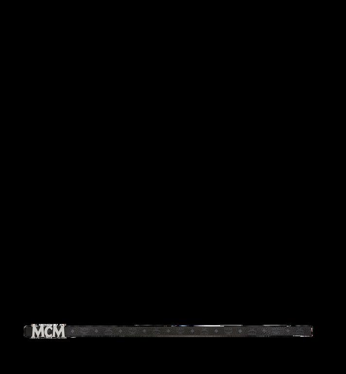MCM MCM 비세토스 레터 벨트 MYB8SMM11BK110 AlternateView3