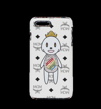 MCM MCM x Eddie Kang Loveless iPhone 6S/7/8 Plus Case MYE8SOC02WT001 AlternateView