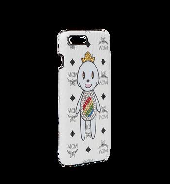 MCM MCM x Eddie Kang Loveless iPhone 6S/7/8 Plus Case MYE8SOC02WT001 AlternateView2