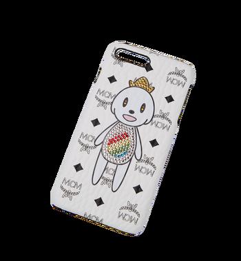 MCM MCM x Eddie Kang Loveless iPhone 6S/7/8 Plus Case MYE8SOC02WT001 AlternateView4